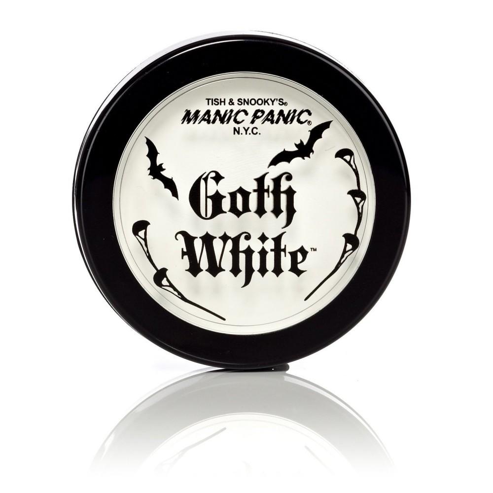 Goth White Pudra